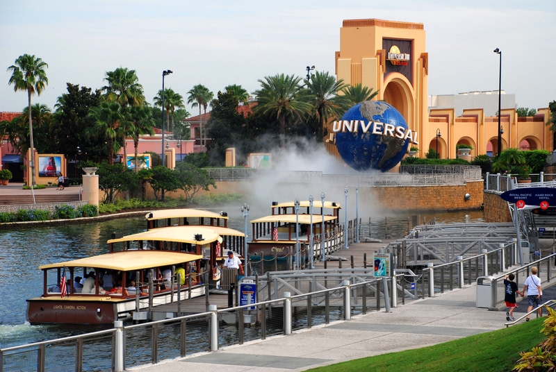 Visit Theme Parks in Orlando