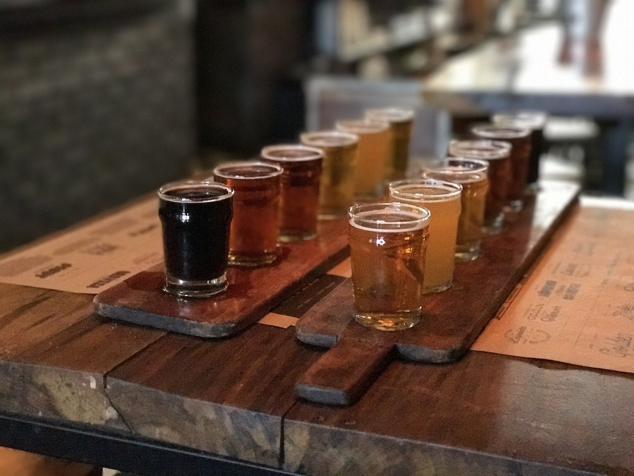 Hit Up A Brewery