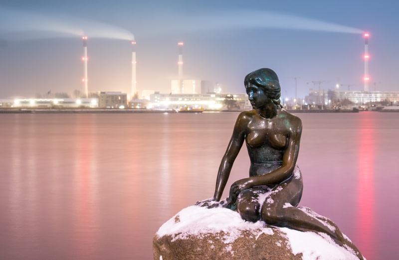 Visit Little Mermaid statue