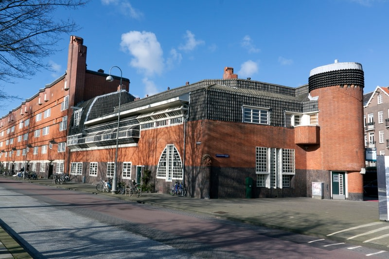 Discover the Amsterdam School Het Schip