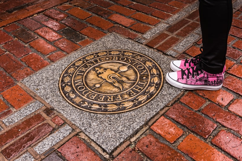 Walk the Freedom Trail