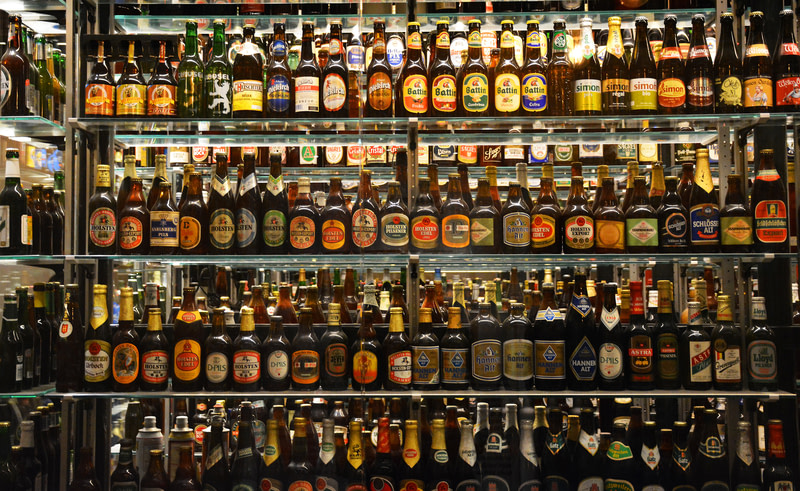Visit the largest bottled beer collection in the world