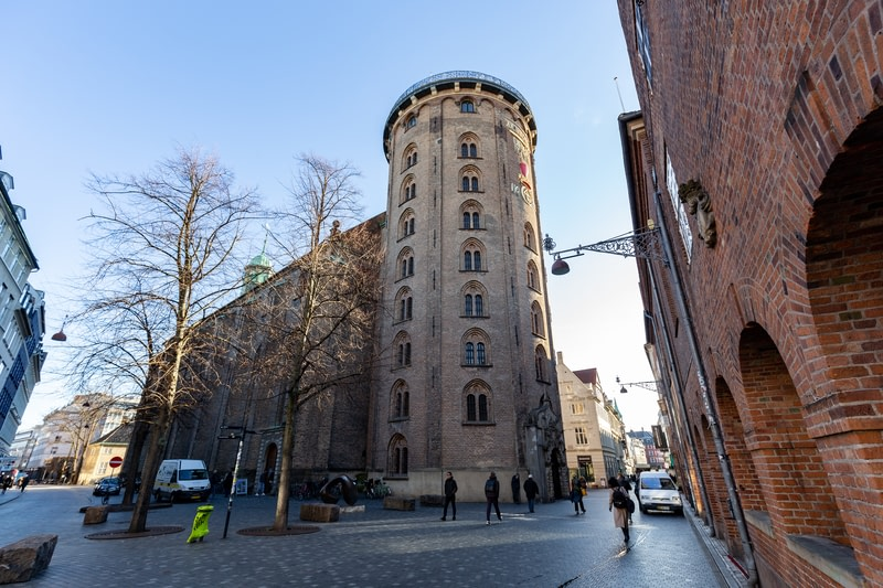 Explore The Round Tower