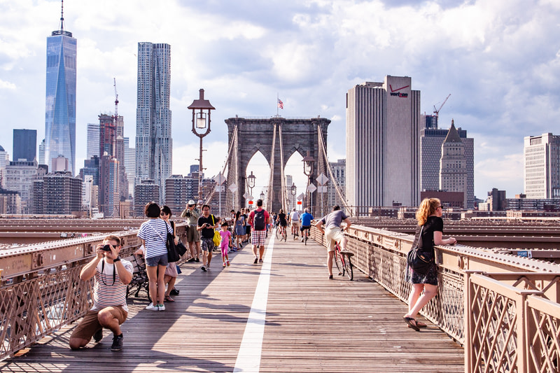 Walk the Brooklyn Bridge