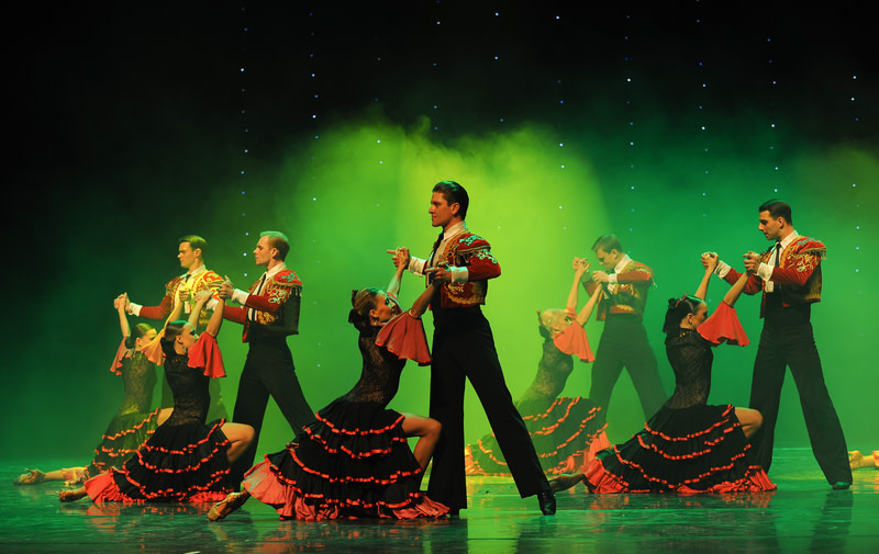 See a traditional, passionate performance in Barcelona