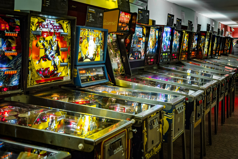 Recall your Childhood Memories or Create Wew Ones while playing Pinball