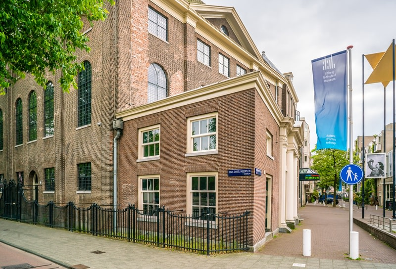 Explore Amsterdam's underrated Jewish/WWII history