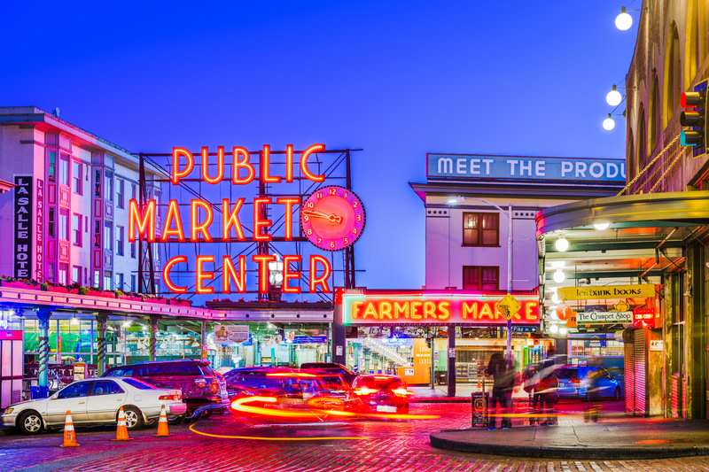 Head To The Market… Pike Place Market