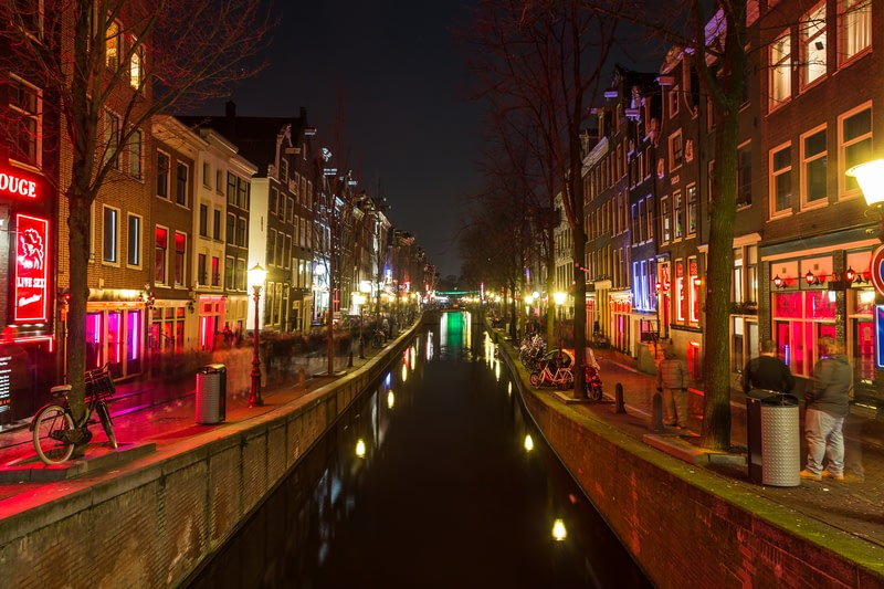 Demystify the Red-Light District