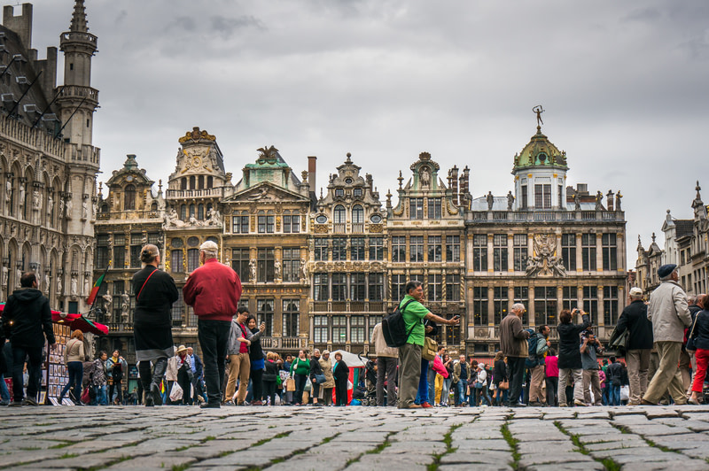 Explore around the Grand Place