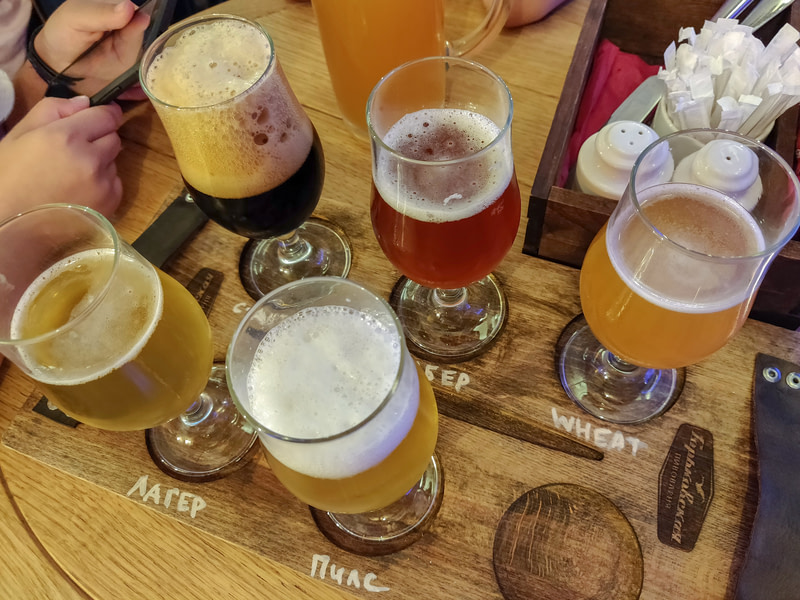 Frothy craft beer is perfect pair for tapas in Barrcelona