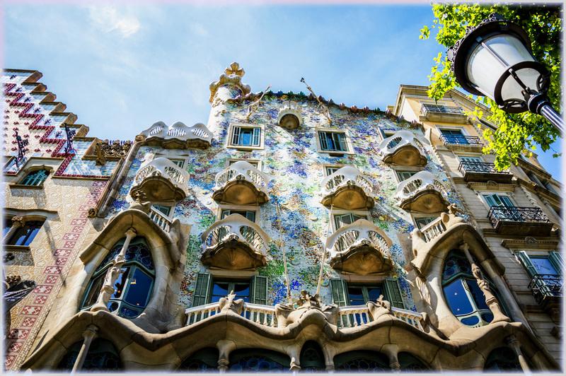 Explore Gaudi Houses