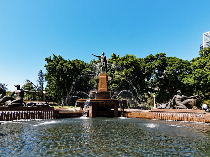 Explore the Hyde Park Sydney