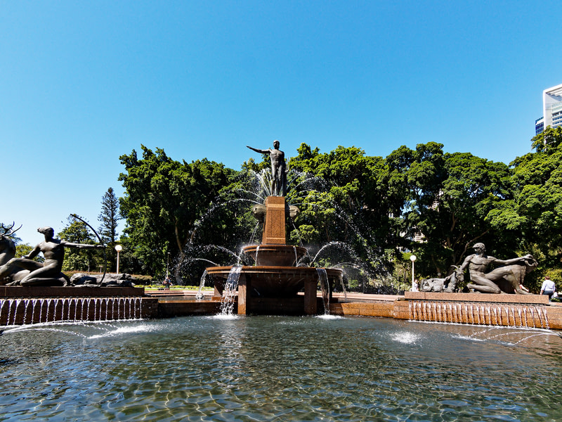 Explore the Hyde Park Sydney