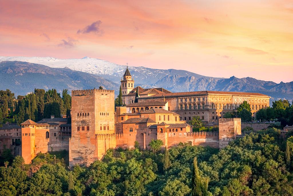 Visit Alhambra Spain
