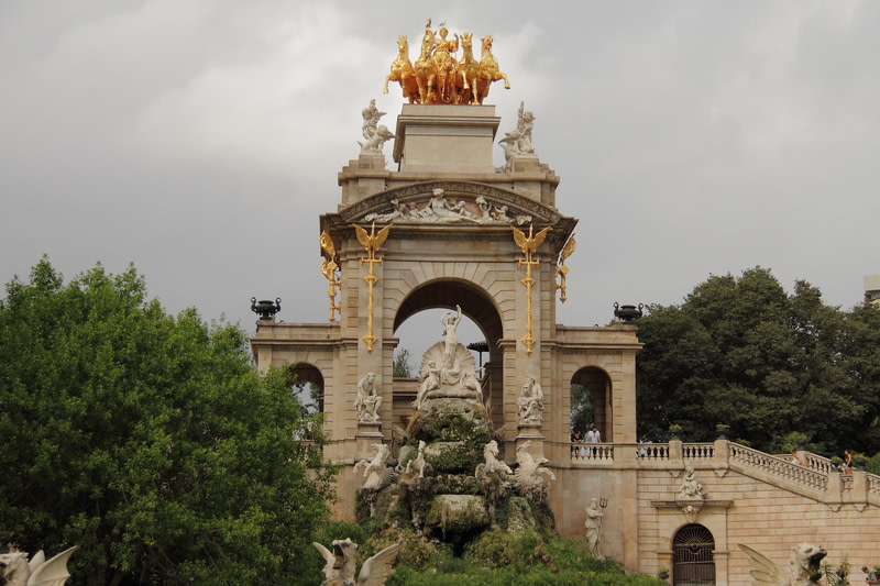 Have Fun with your Kids in Ciutadella Park