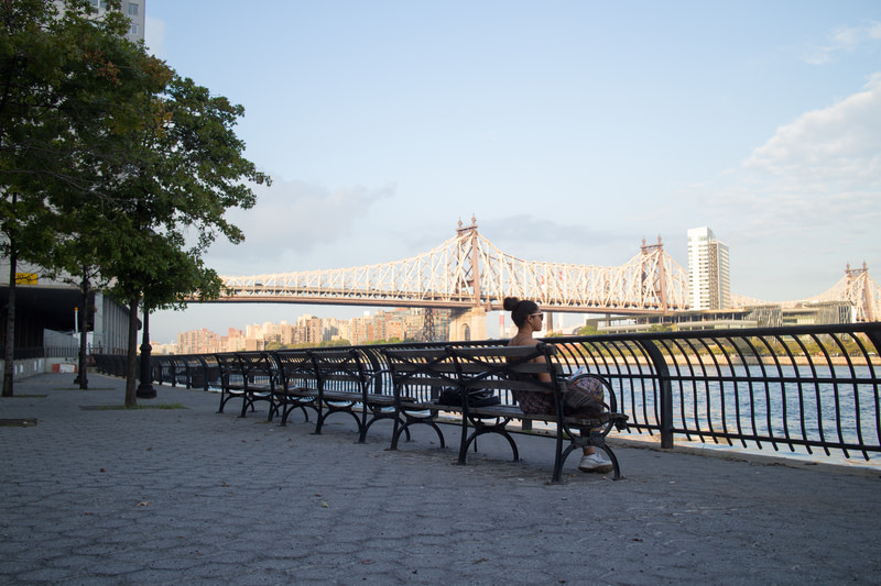 Relax and Have fun in East River Park