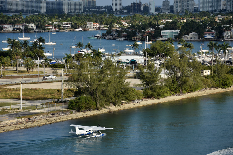 Take a Seaplane Tour in Miami