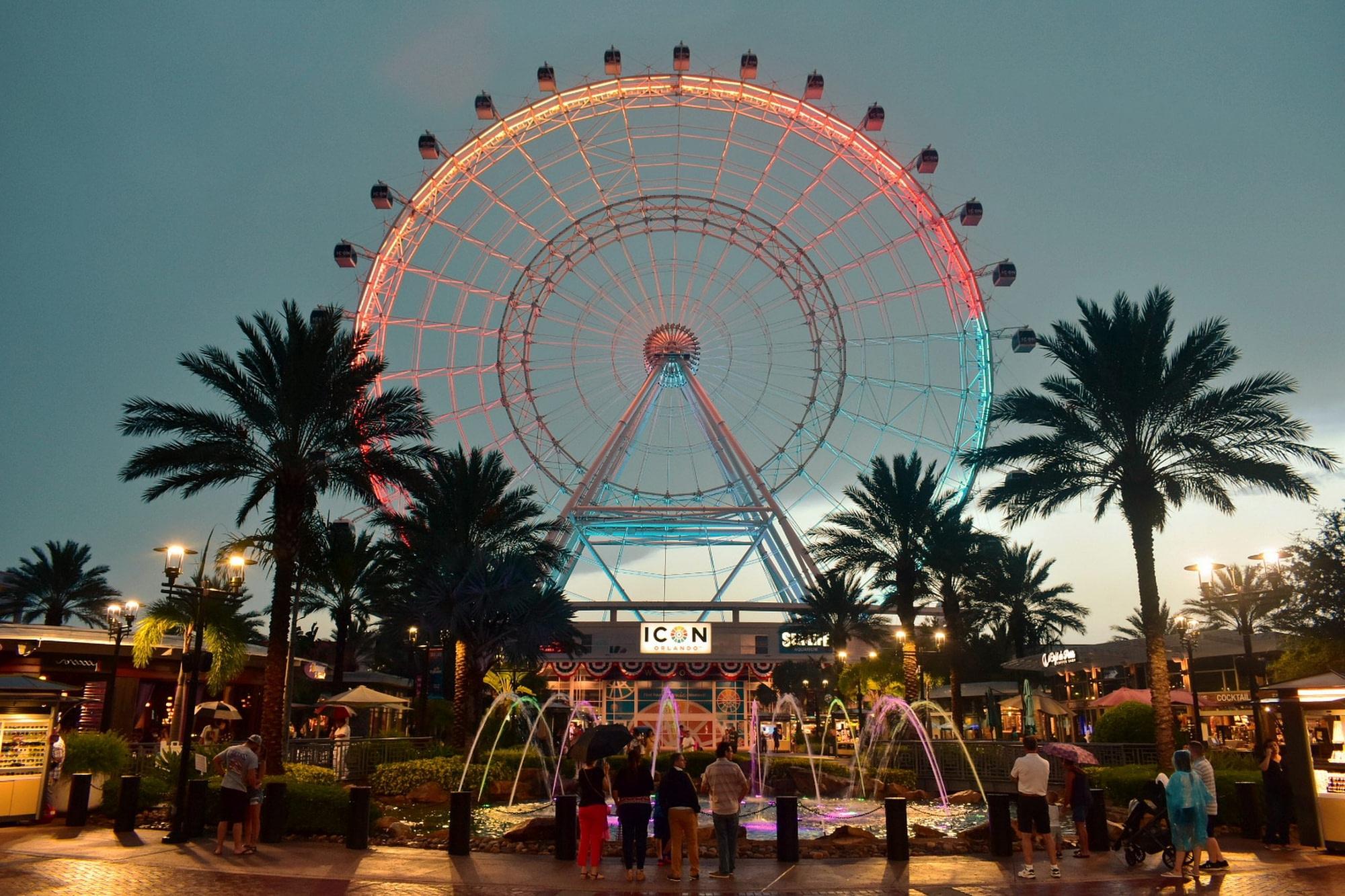 Enjoy the adventures in Orlando