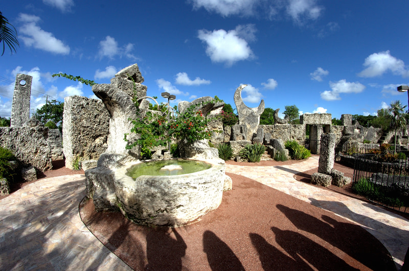 Prepare to be amazed by the history of Coral Castle