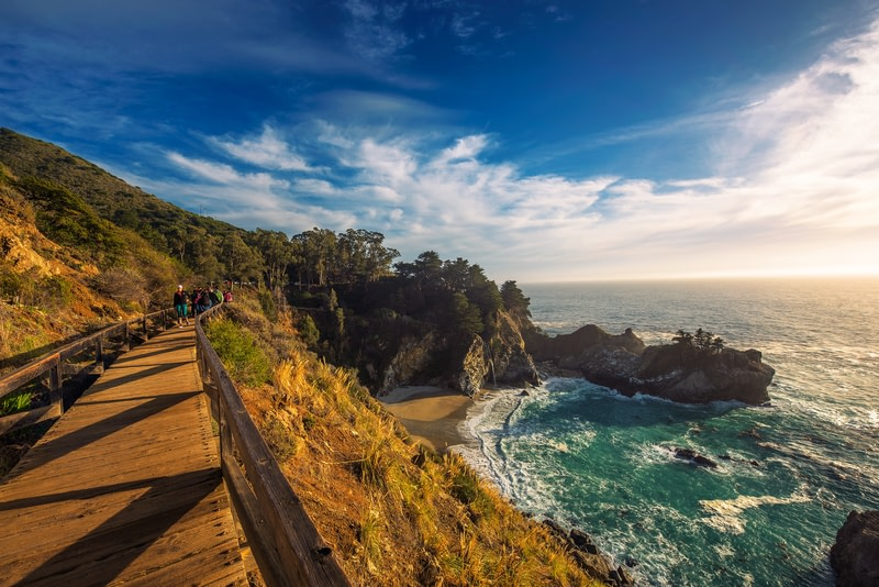 Relax in Monterey Bay