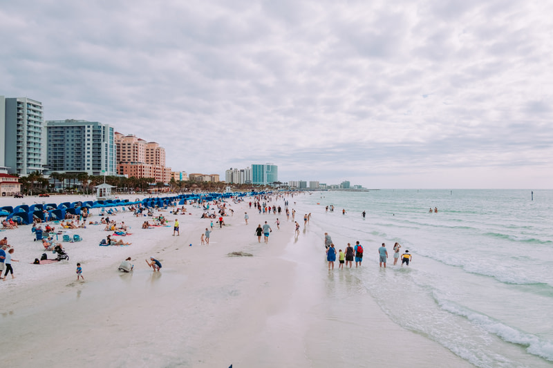 Have Fun in the Beach
