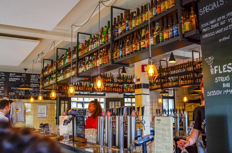 Enjoy a Sip of Craft Beer in Amsterdam