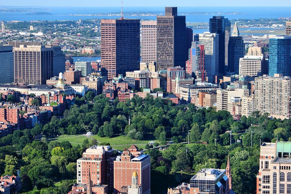 Explore the City of Boston