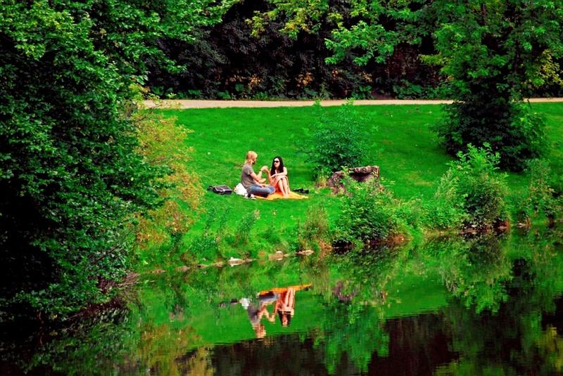 Enjoy Copenhagen park life